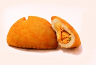 Risoles de frango com cream cheese